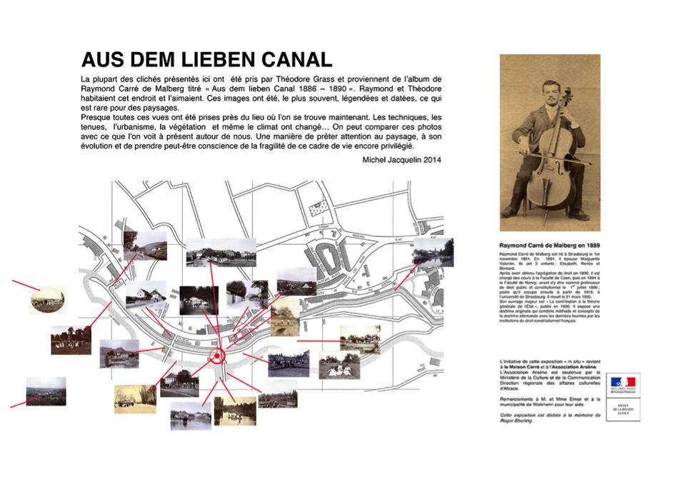 Exposition Aus dem liebe Canal